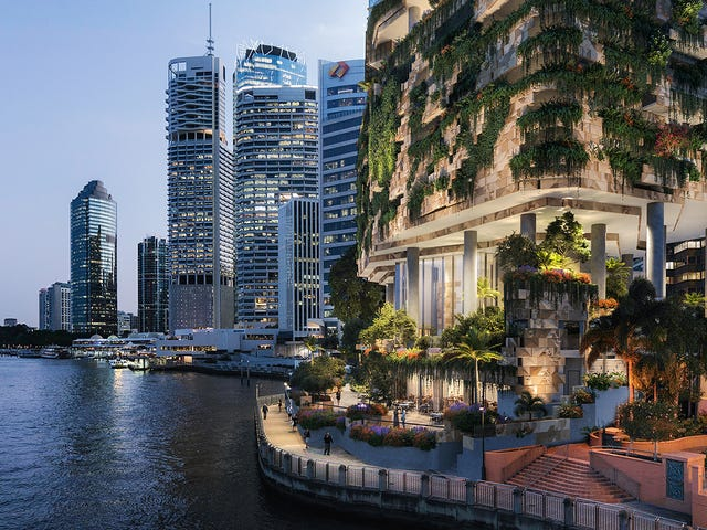 2107/443 queen street, Brisbane City, Qld 4000