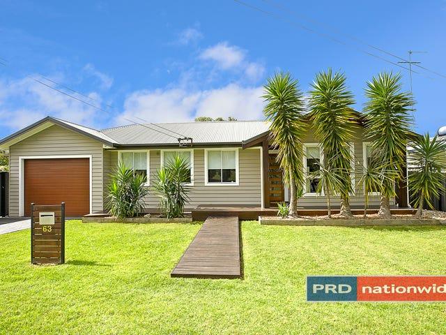 63 Gibbes Street, Regentville, NSW 2745