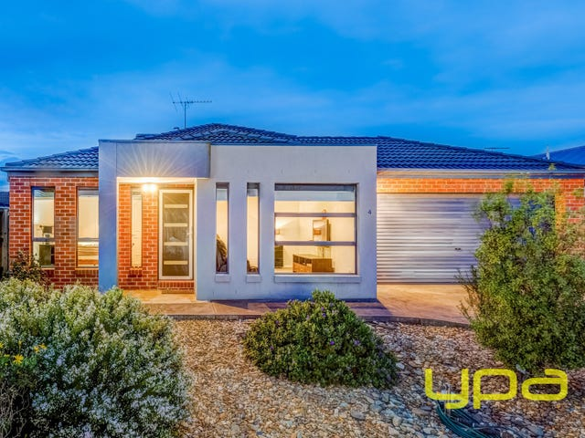 4 Koonawarra Terrace, Melton West, Vic 3337