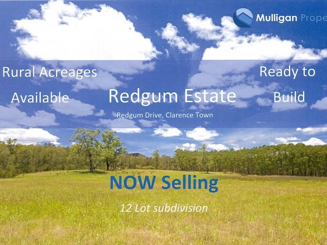 Redgum Estate, Clarence Town, NSW 2321