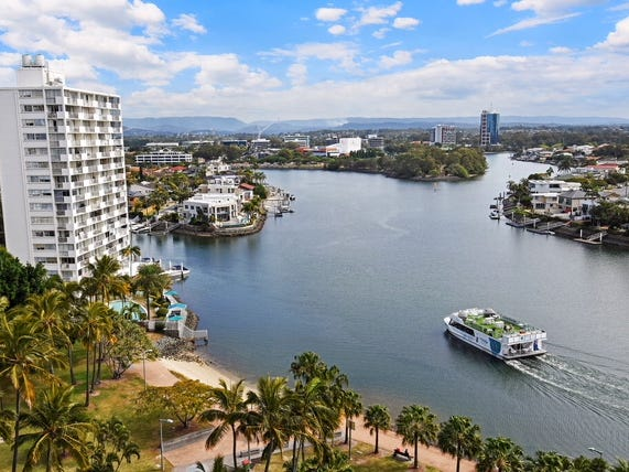 1101 'Avalon' 4 Wahroonga Place, Surfers Paradise, Qld 4217