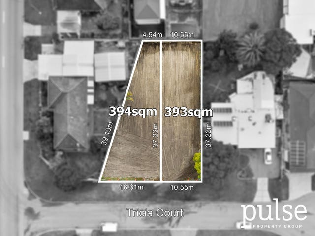 Lots 1 & 2, 4 Tricia Court, Shelley, WA 6148