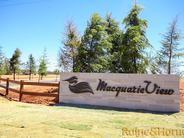 Stage 3B Macquarie View Estate, Dubbo, NSW 2830