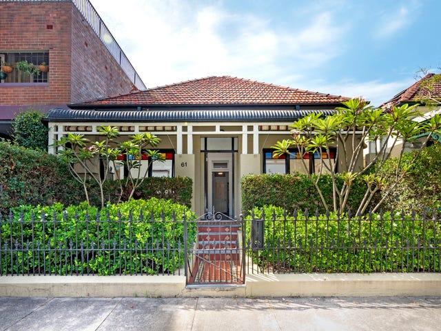 61 Johnston Street, Annandale, NSW 2038