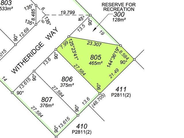 Lot 805/85-87 Crawford Street, East Cannington, WA 6107