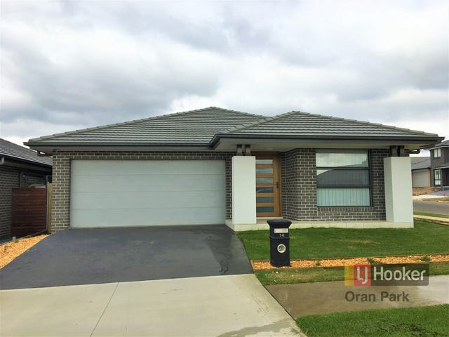 14 Hinton Loop, Oran Park, NSW 2570