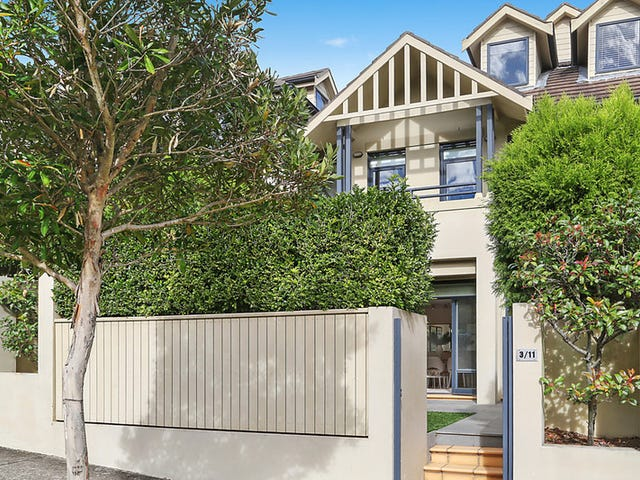 3/11 Moodie Street, Cammeray, NSW 2062