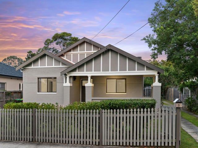 5 Baringa Road, Northbridge, NSW 2063