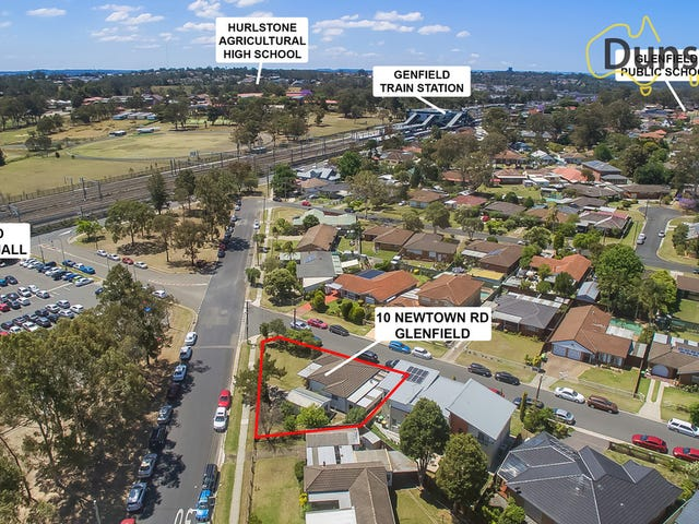 10 Newtown Road, Glenfield, NSW 2167