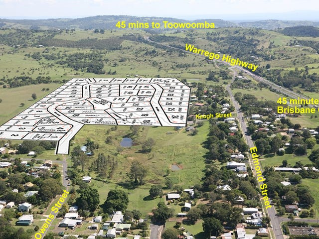"Lot 19 ""Country Hills Estate"", Marburg, Qld 4346"