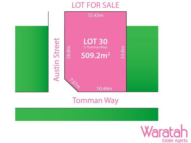 1 (Lot30) Tomman Way, Schofields, NSW 2762