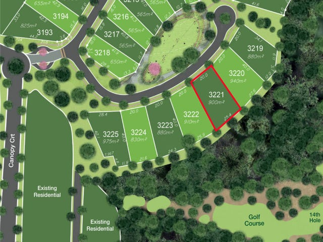 Lot 3221, 'The Point', Brookwater, Qld 4300