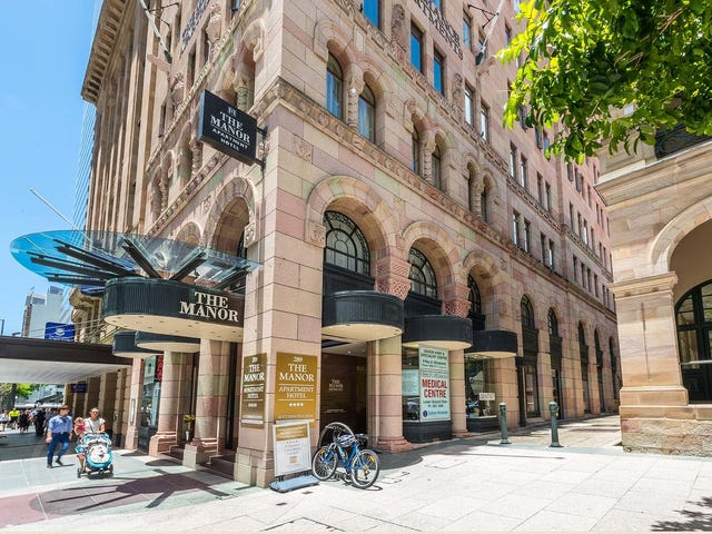 29/289 Queen Street, Brisbane City, Qld 4000