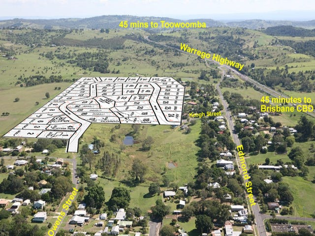 "Lot 18 ""Country Hills Estate"", Marburg, Qld 4346"