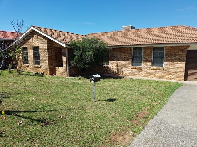 2 Wattle Close, Tamworth, NSW 2340