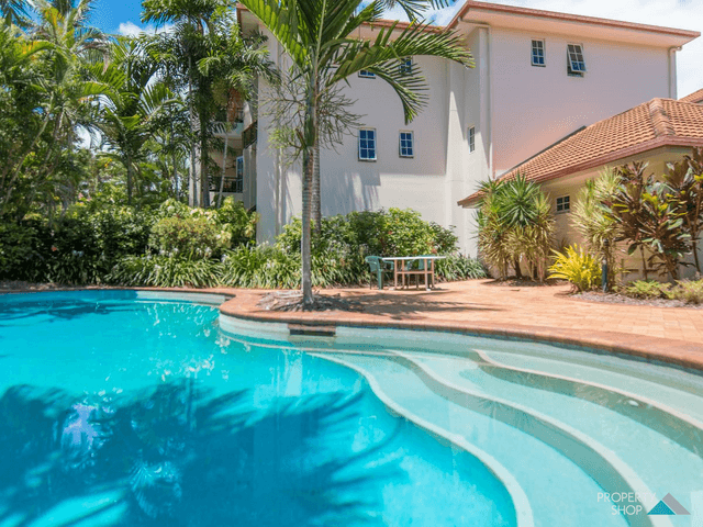 Cairns North, address available on request