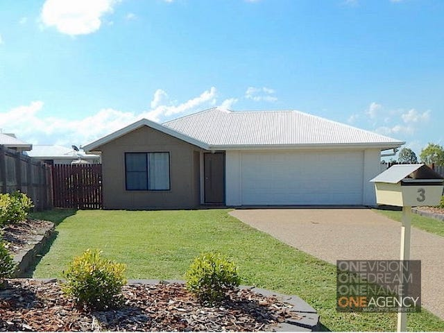 3 Maria Court, Gracemere, Qld 4702