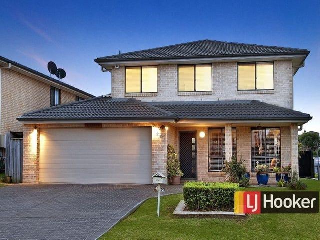 23 Braunton Street, Kellyville Ridge, NSW 2155