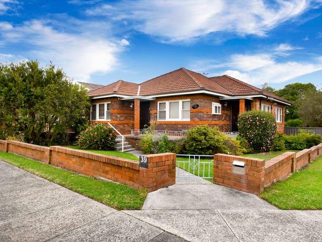 39 Burgess Street, Beverley Park, NSW 2217