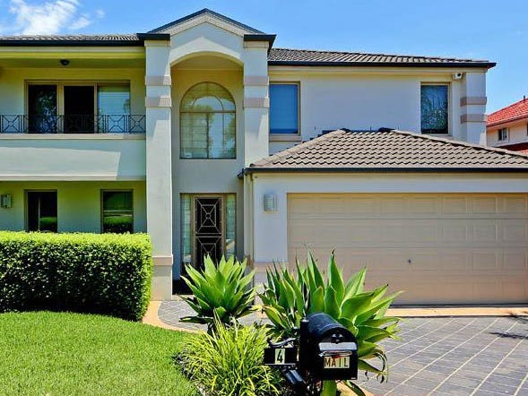 4 Orleans Way, Castle Hill, NSW 2154