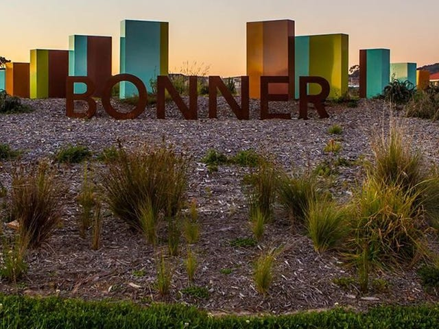 Bonner, address available on request