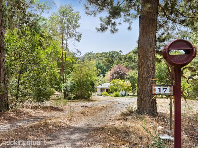 17 Tipperary Springs Road, Daylesford, Vic 3460