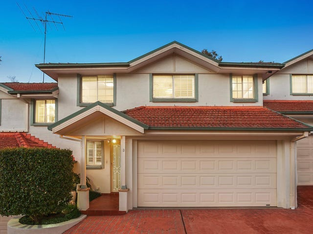 3/12 Cook Street, Baulkham Hills, NSW 2153