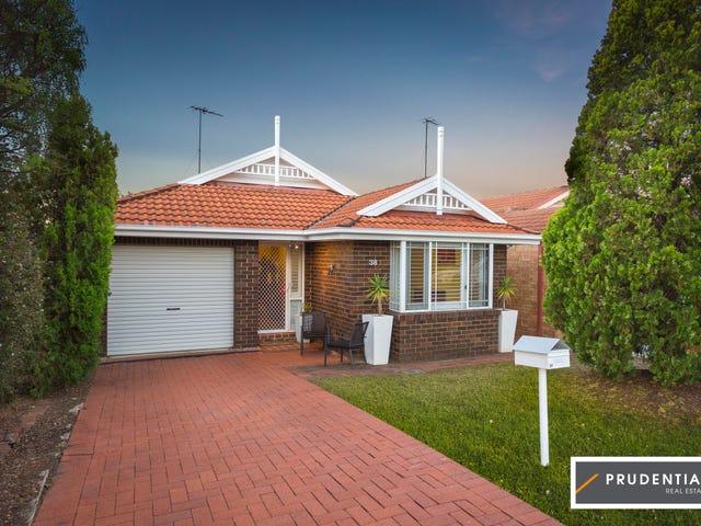 38 Lyndhurst Court, Wattle Grove, NSW 2173