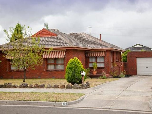 183 Rawdon Hill Drive, Dandenong North, Vic 3175