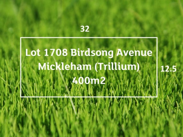 LOT 1708 Birdsong Avenue, Mickleham, Vic 3064