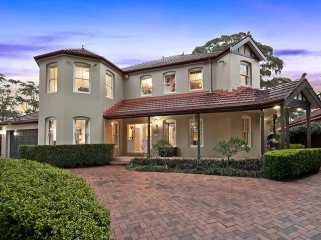 4 Cleveland Street, Wahroonga, NSW 2076
