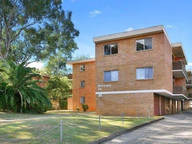 12/34 Addlestone Street, Merrylands, NSW 2160