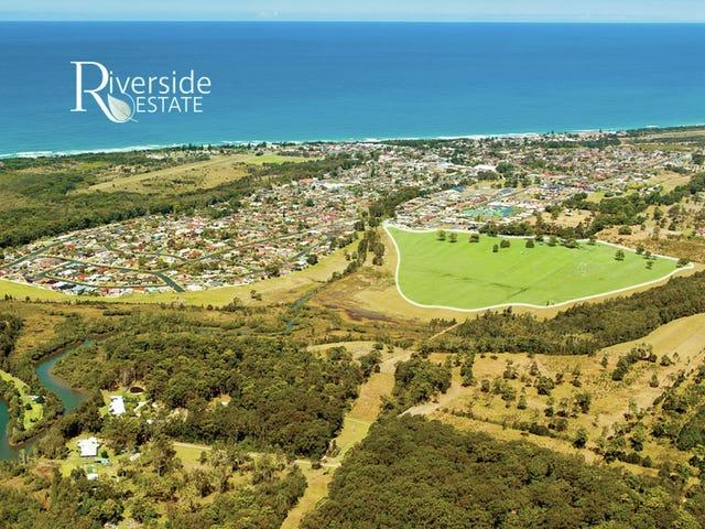 Lots 9 to 49 'Riverside Estate', Old Bar, NSW 2430