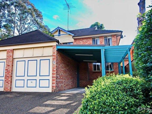 12/29-31 Haven Court, Cherrybrook, NSW 2126