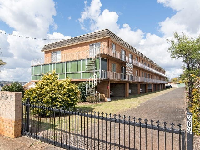 13/262 Margaret Street, Toowoomba City, Qld 4350