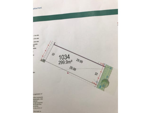 Lot 1034 Off Boundry Road, Box Hill, NSW 2765