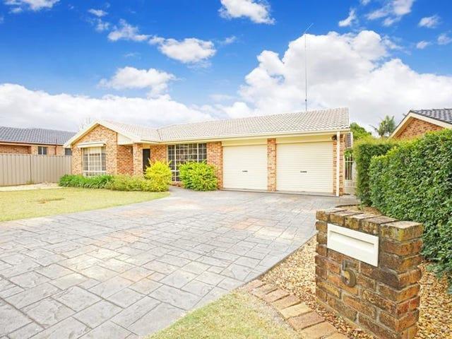 5 Aster Close, Glenmore Park, NSW 2745