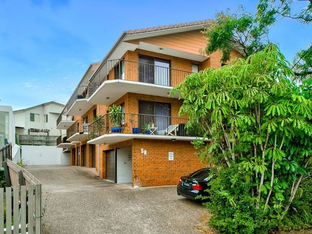 4/58 Underhill Avenue, Indooroopilly, Qld 4068