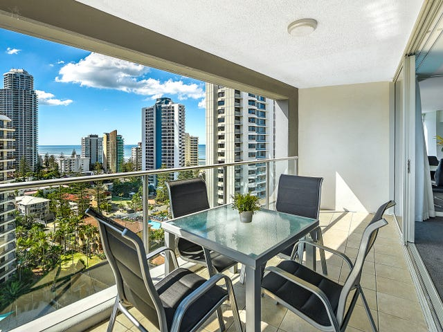 1402/18 Enderley Avenue, Surfers Paradise, Qld 4217