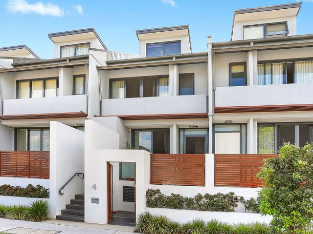 Terrace 4 19-21 Wilson Street, Botany, NSW 2019