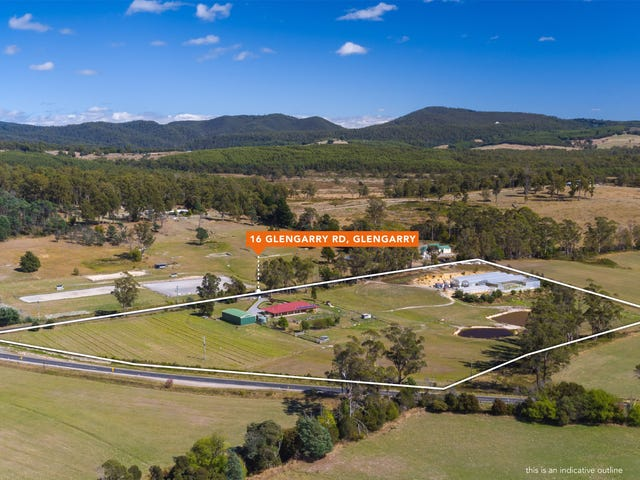 16 Glengarry Road, Glengarry, Tas 7275