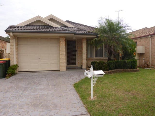 107 Manorhouse Blvd, Quakers Hill, NSW 2763