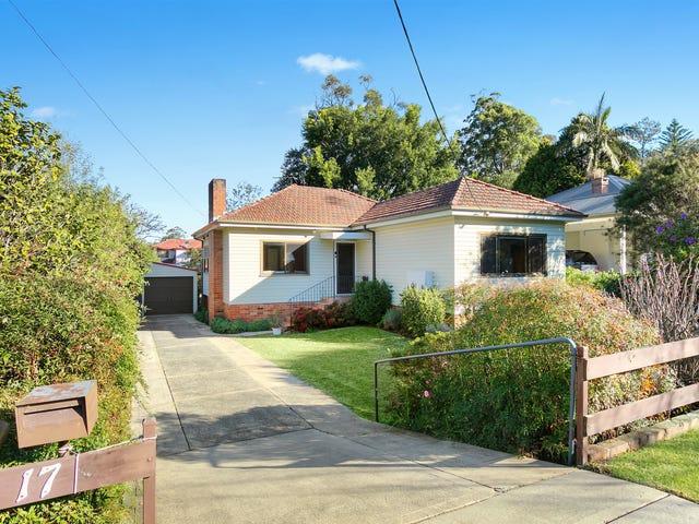 17 Oakleigh Avenue, Thornleigh, NSW 2120