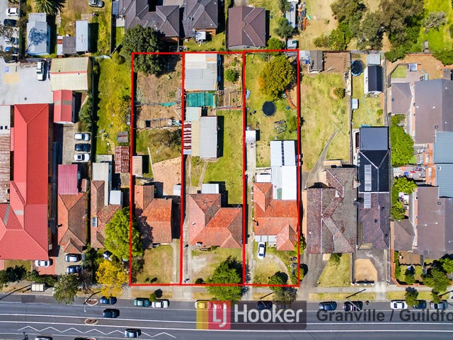 307 - 311 Blaxcell Street, Granville, NSW 2142