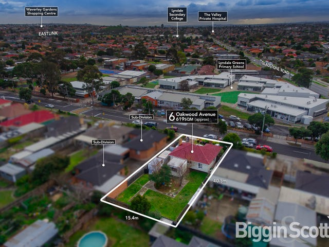 6 Oakwood Avenue, Dandenong North, Vic 3175