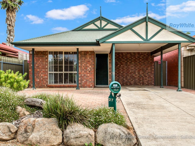 27 Casanor Crescent, Paralowie, SA 5108