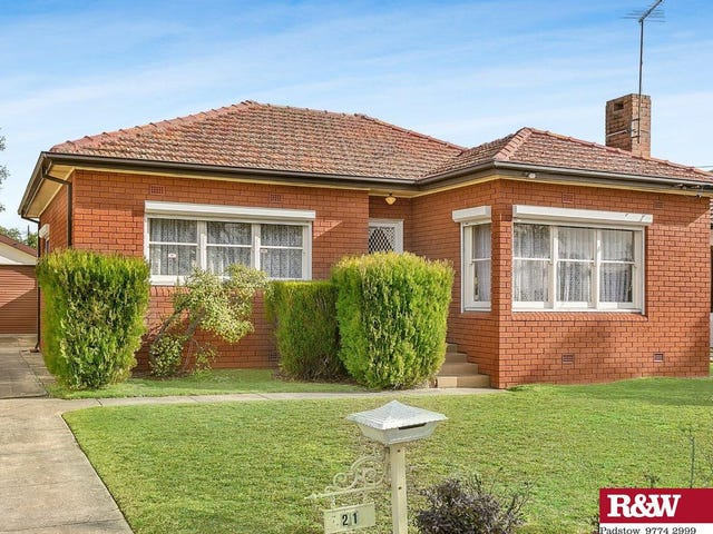 21 Morotai Road, Revesby Heights, NSW 2212