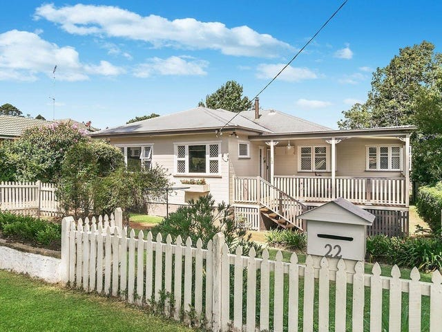 22 Alford Street, Mount Lofty, Qld 4350