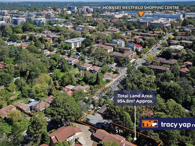 51 Burdett Street, Hornsby, NSW 2077