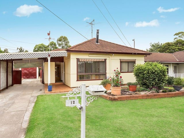 12 Iris Street, Guildford, NSW 2161